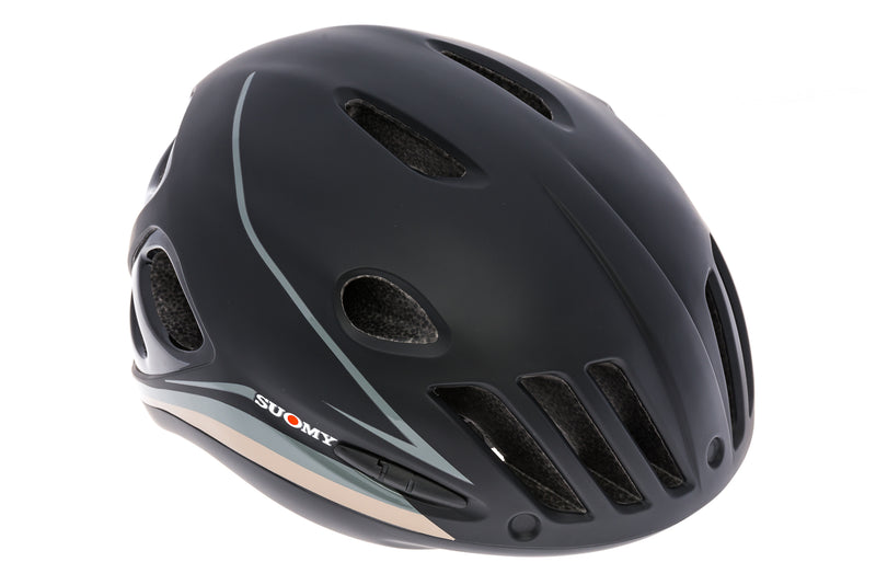 Suomy Vision Bike Helmet X-Large 59-61cm Black drive side