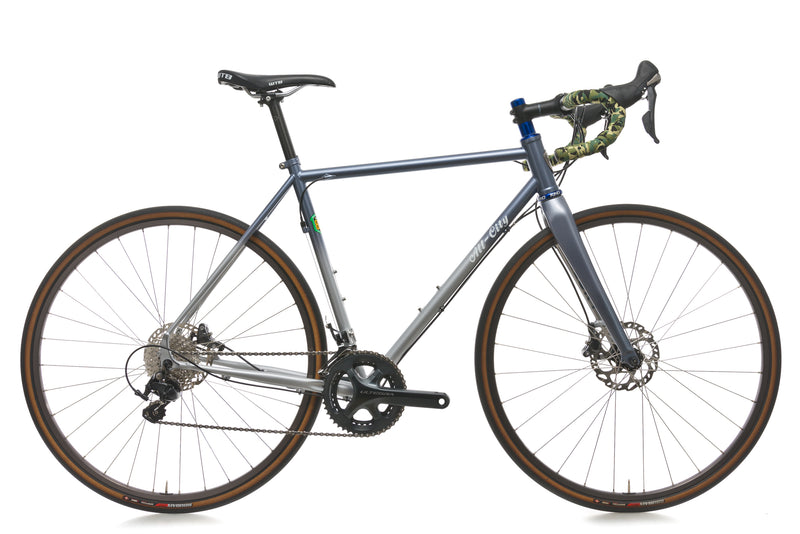 All-City Macho King 52cm Bike - 2015 drive side