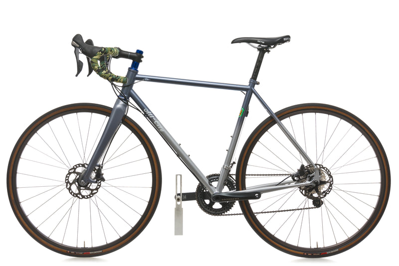 All-City Macho King 52cm Bike - 2015 non-drive side