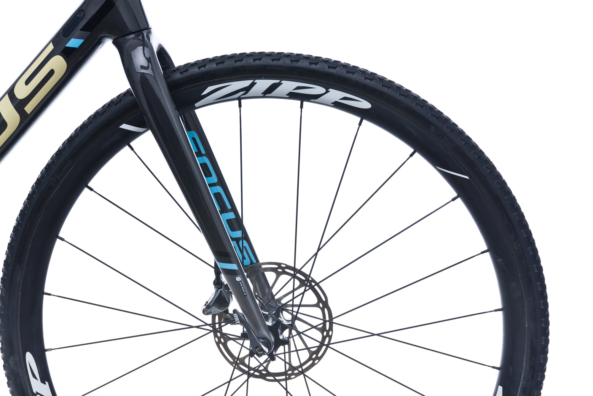 Focus Mares CX 56cm Medium Bike - 2016 drivetrain