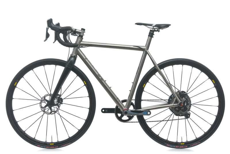 Mosaic XT-1 51cm Bike - 2017 non-drive side