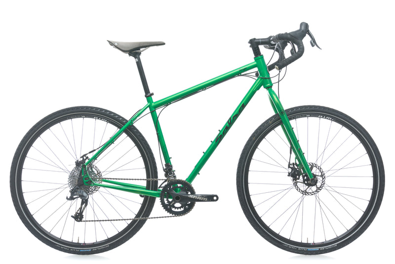 Salsa Fargo 3 Large Bike - 2015 drive side