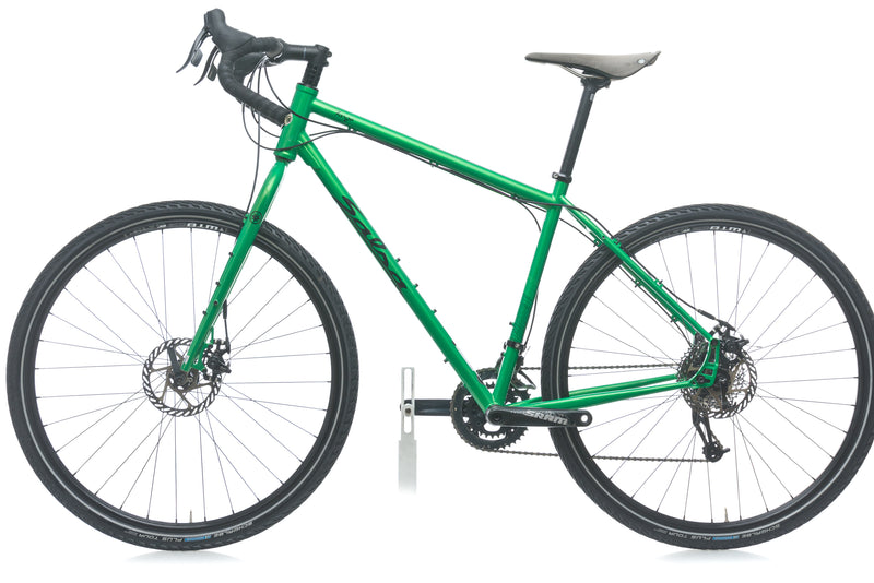 Salsa Fargo 3 Large Bike - 2015 non-drive side