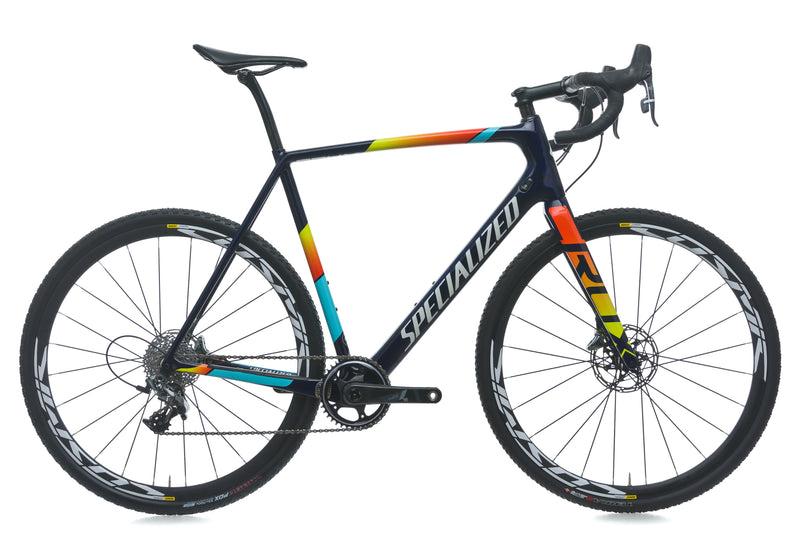 Specialized CruX Expert X1 61cm Bike - 2018 drive side