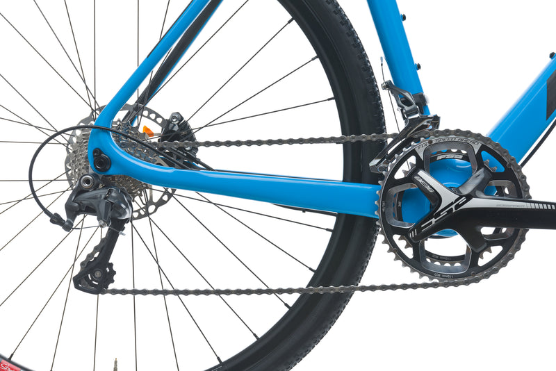 Pivot Vault Ultegra Medium Bike - 2017 sticker