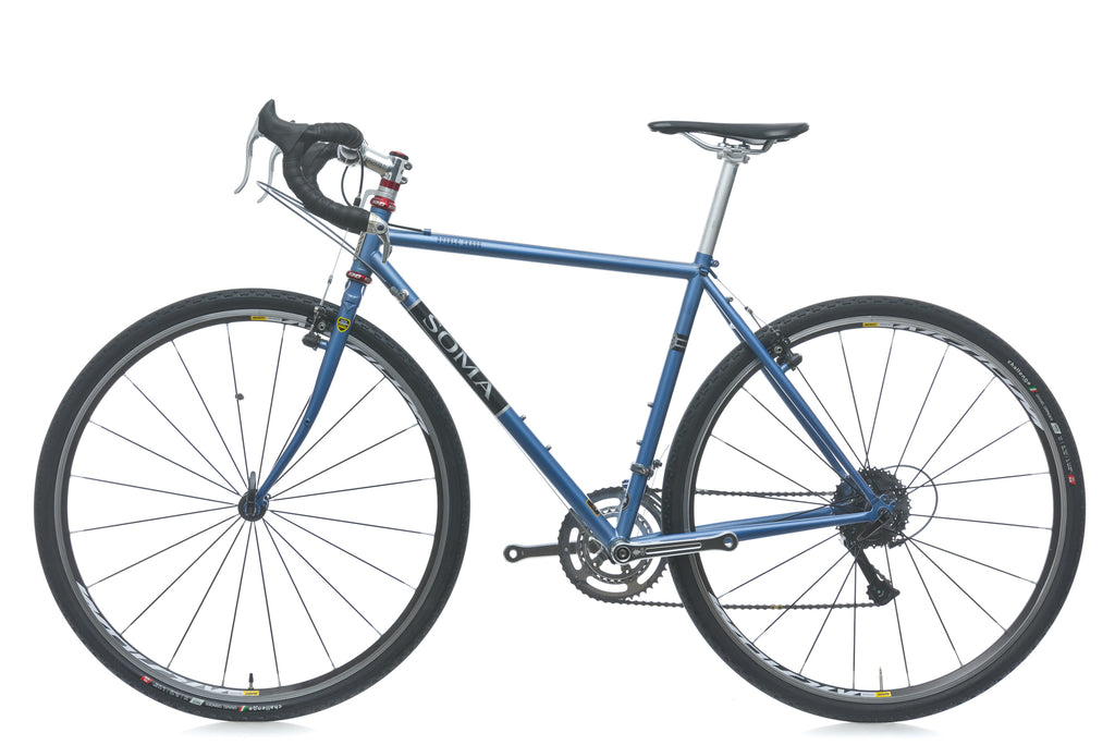 Soma Double Cross 52cm Bike - 2015 non-drive side