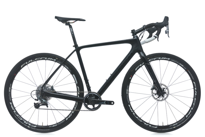 Orbea Terra M21-D Small Bike - 2018 drive side