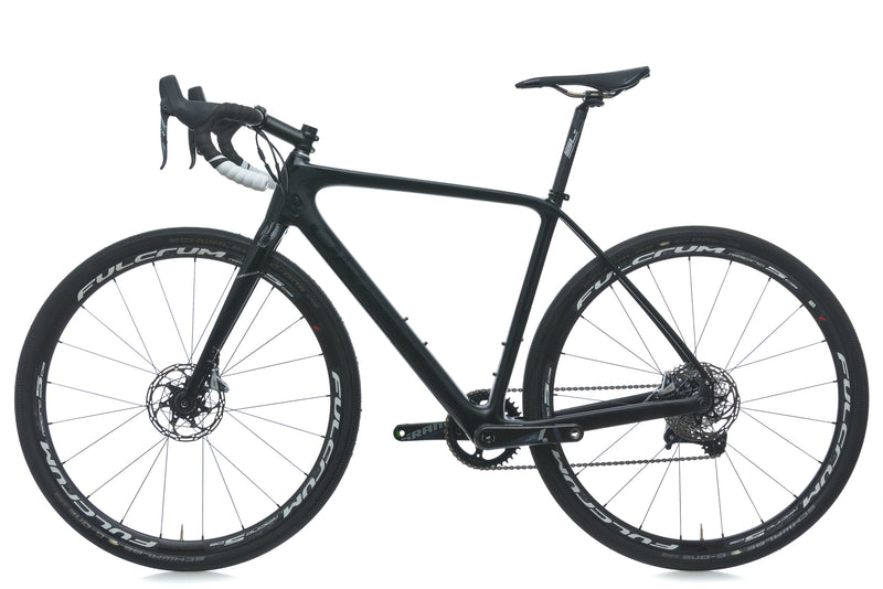 Orbea Terra M21-D Small Bike - 2018 non-drive side