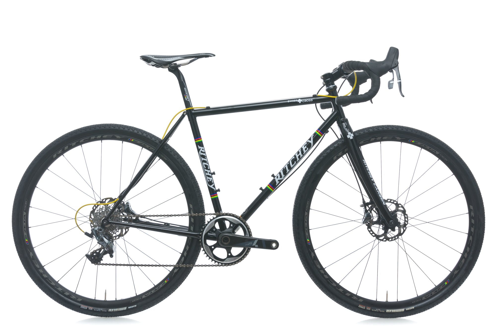 Ritchey Swiss Cross Disc 53cm Bike - 2016 drive side