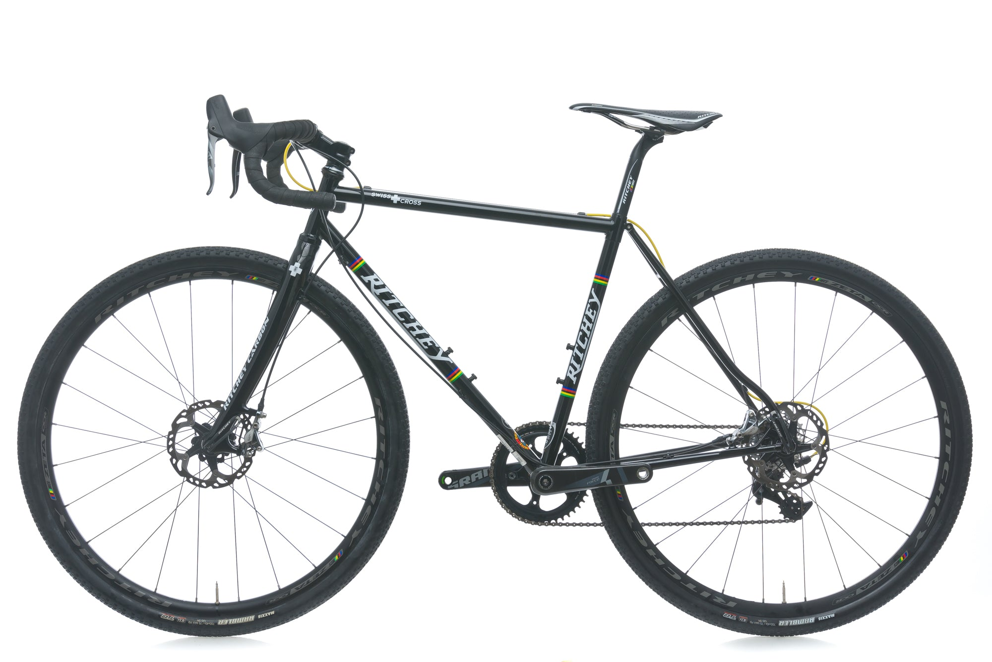 Ritchey Swiss Cross Disc 53cm Bike - 2016 non-drive side
