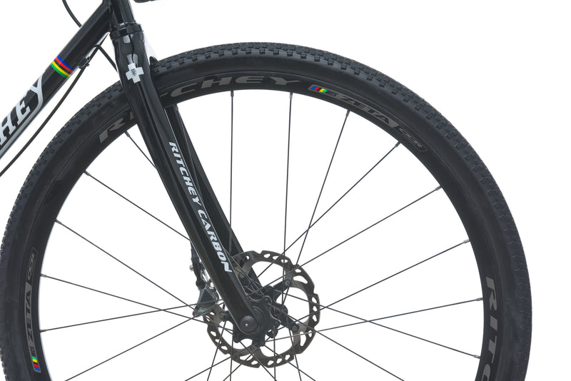 Ritchey Swiss Cross Disc 53cm Bike - 2016 drivetrain