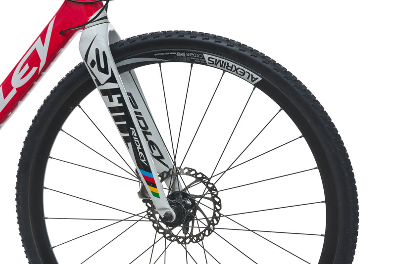 Ridley X-Fire Disc 50cm Bike - 2013 drivetrain