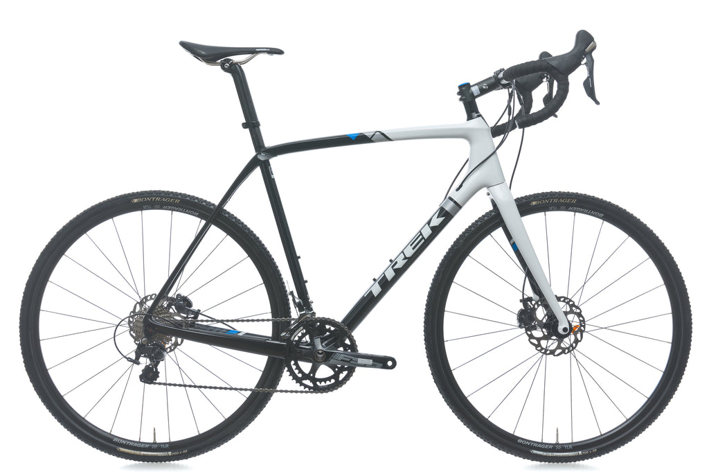 Trek Boone 5 Disc 58cm Bike - 2017 drive side
