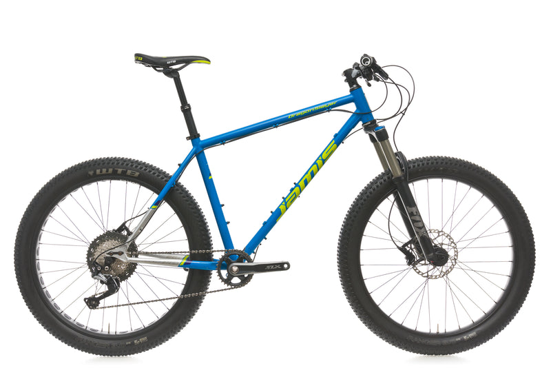 Jamis Dragon Slayer 26+ Large Bike - 2017 drive side