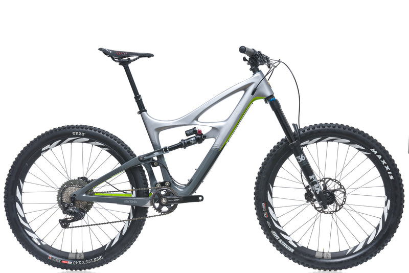 Ibis Mojo HD4 Large 27.5 Bike - 2018 drive side