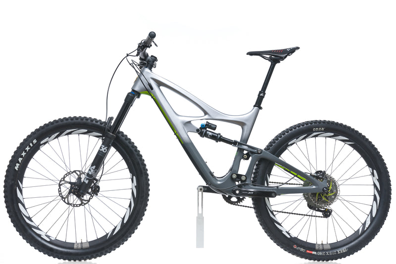 Ibis Mojo HD4 Large 27.5 Bike - 2018 non-drive side