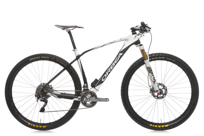 Orbea Alma 29 Large Bike - 2015 drive side