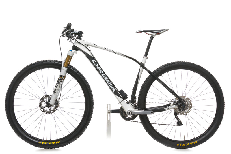 Orbea Alma 29 Large Bike - 2015 non-drive side