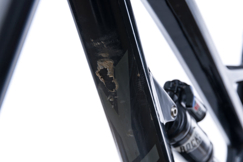 YT Capra CF Comp Medium Bike - 2016 detail 2