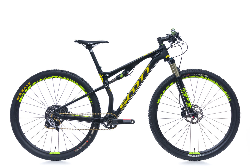 Scott Spark 900 RC Bike - 2016 drive side