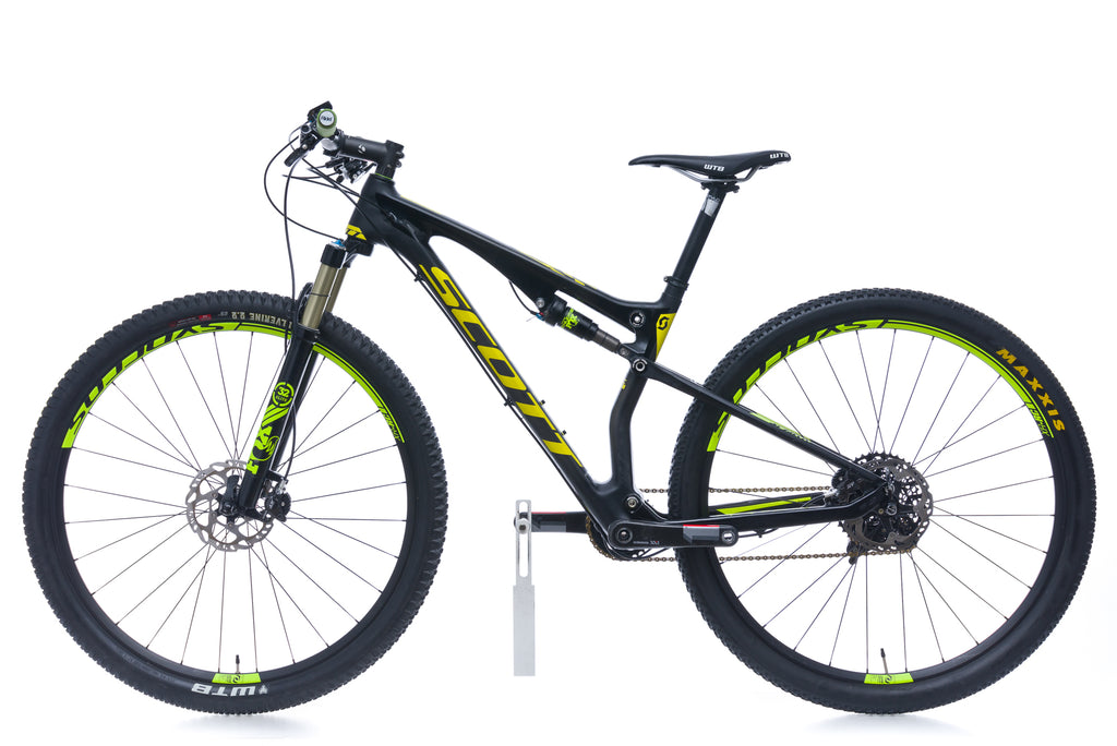 Scott Spark 900 RC Bike - 2016 non-drive side