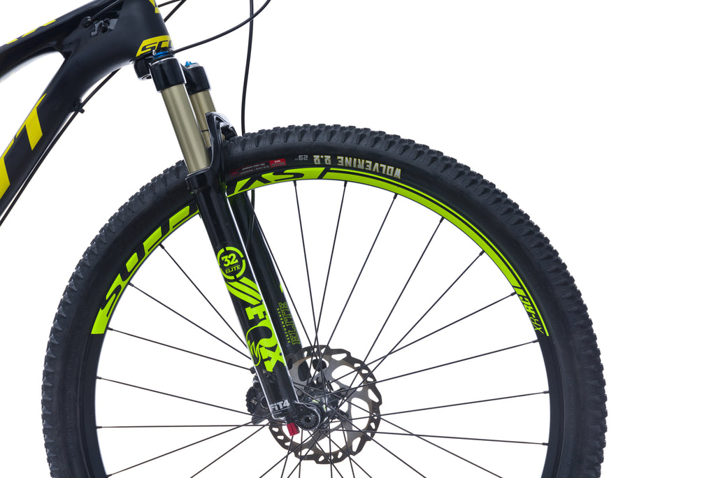 Scott Spark 900 RC Bike - 2016 front wheel