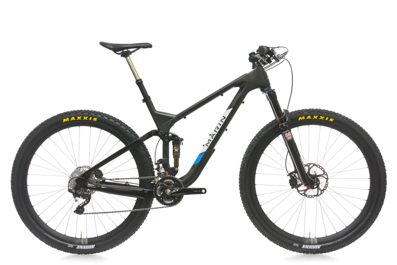 Marin Rift Zone 8 Large Bike - 2015 drive side