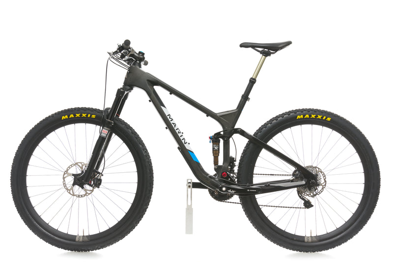Marin Rift Zone 8 Large Bike - 2015 non-drive side