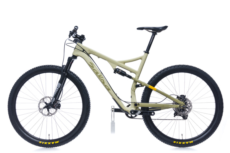 Salsa Deadwood XL Bike - 2017 non-drive side
