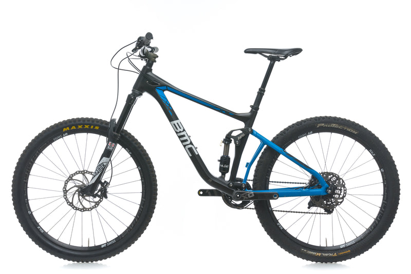 BMC Speedfox 02 Trailcrew Medium Bike - 2016 non-drive side