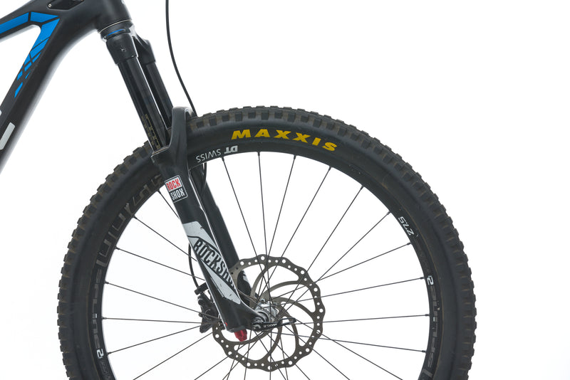 BMC Speedfox 02 Trailcrew Medium Bike - 2016 front wheel