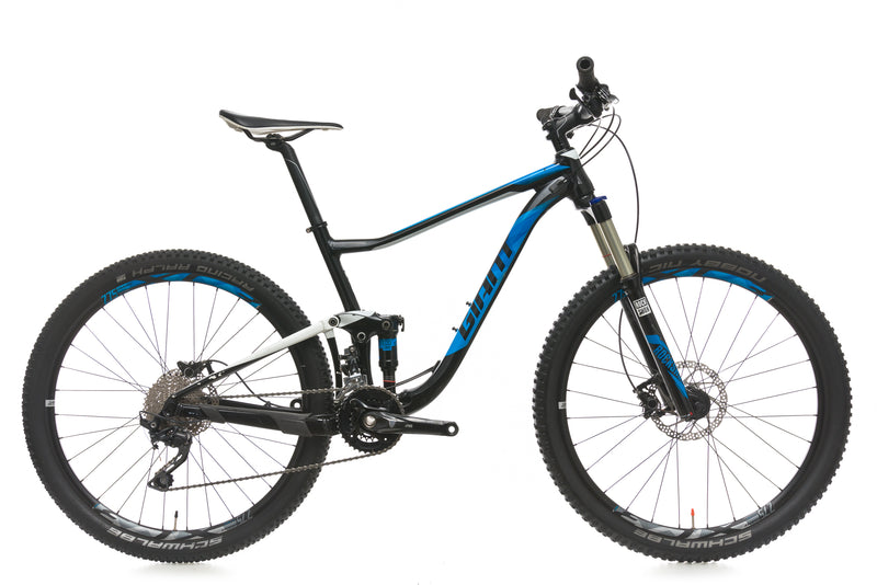 Giant Anthem 3 Medium Bike - 2017 drive side