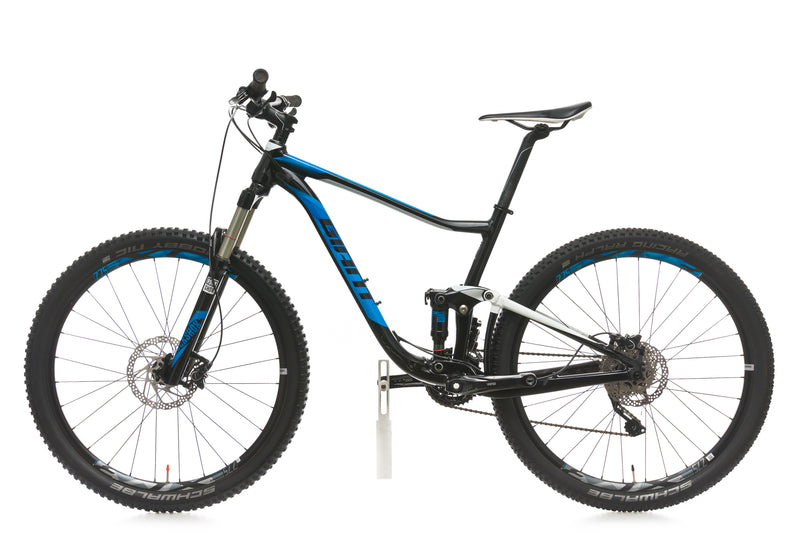 Giant Anthem 3 Medium Bike - 2017 non-drive side