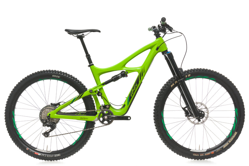 Ibis Mojo HD3 Bike - 2017 drive side