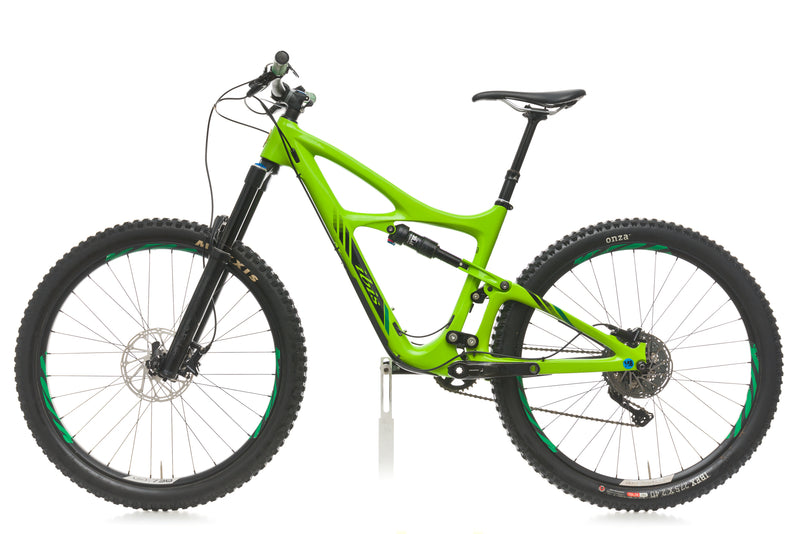 Ibis Mojo HD3 Bike - 2017 non-drive side