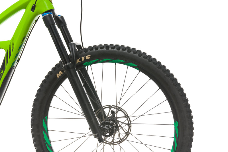 Ibis Mojo HD3 Bike - 2017 front wheel