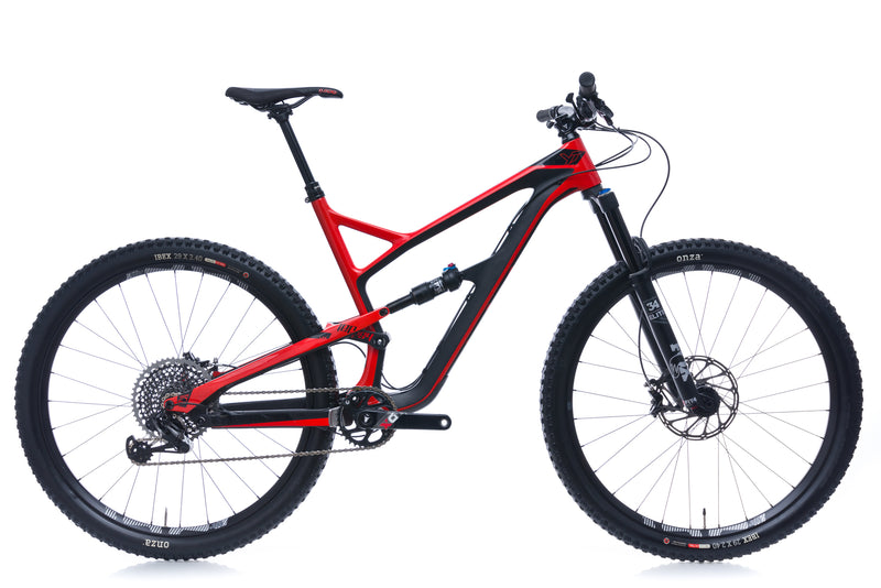 YT Industries Jeffsy 29 CF PRO XL Bike - 2017 drive side