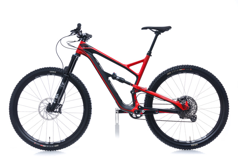 YT Industries Jeffsy 29 CF PRO XL Bike - 2017 non-drive side