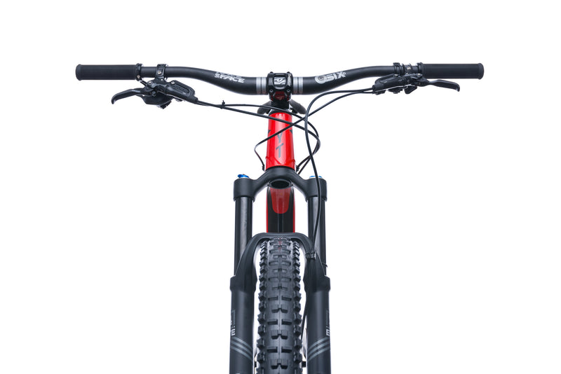 YT Industries Jeffsy 29 CF PRO XL Bike - 2017 cockpit