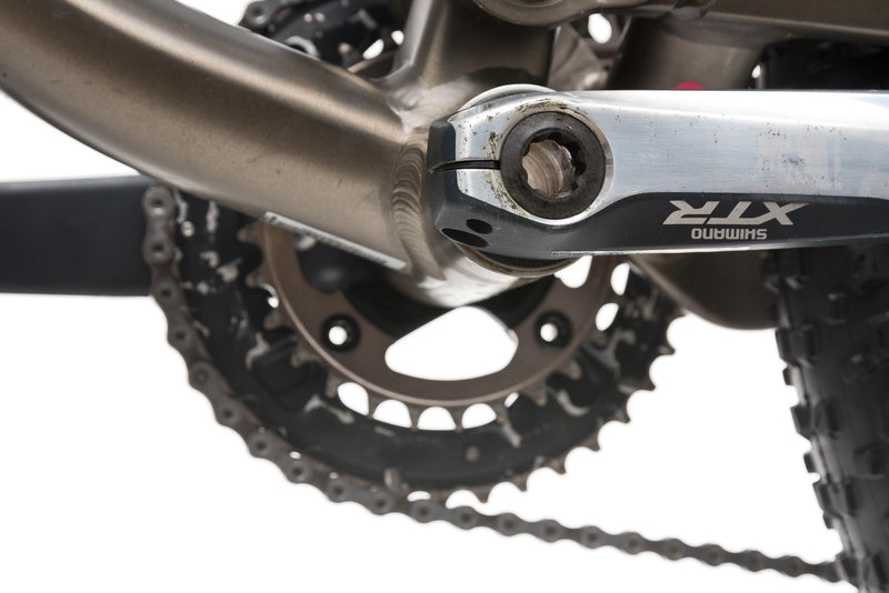 Trek Lush 29 SL 18.5in Bike - 2013 crank