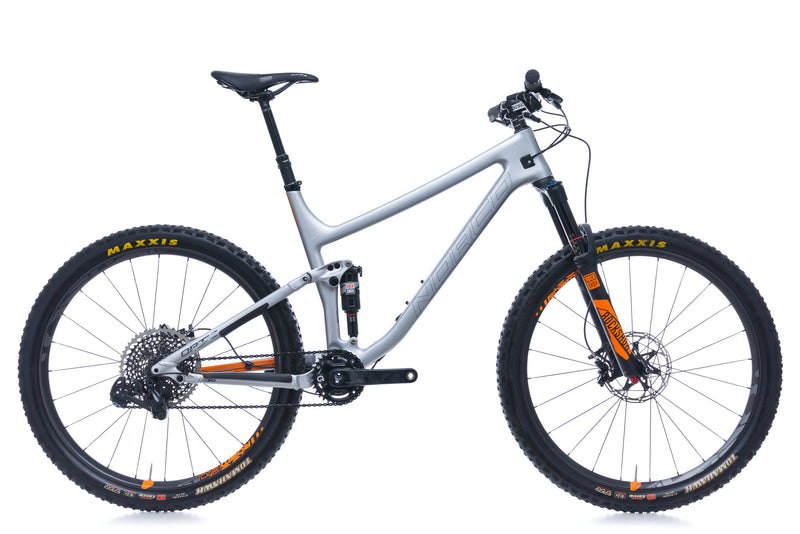 Norco Optic C7.1 Large Bike - 2016 drive side