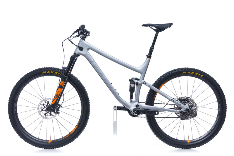 Norco Optic C7.1 Large Bike - 2016 non-drive side