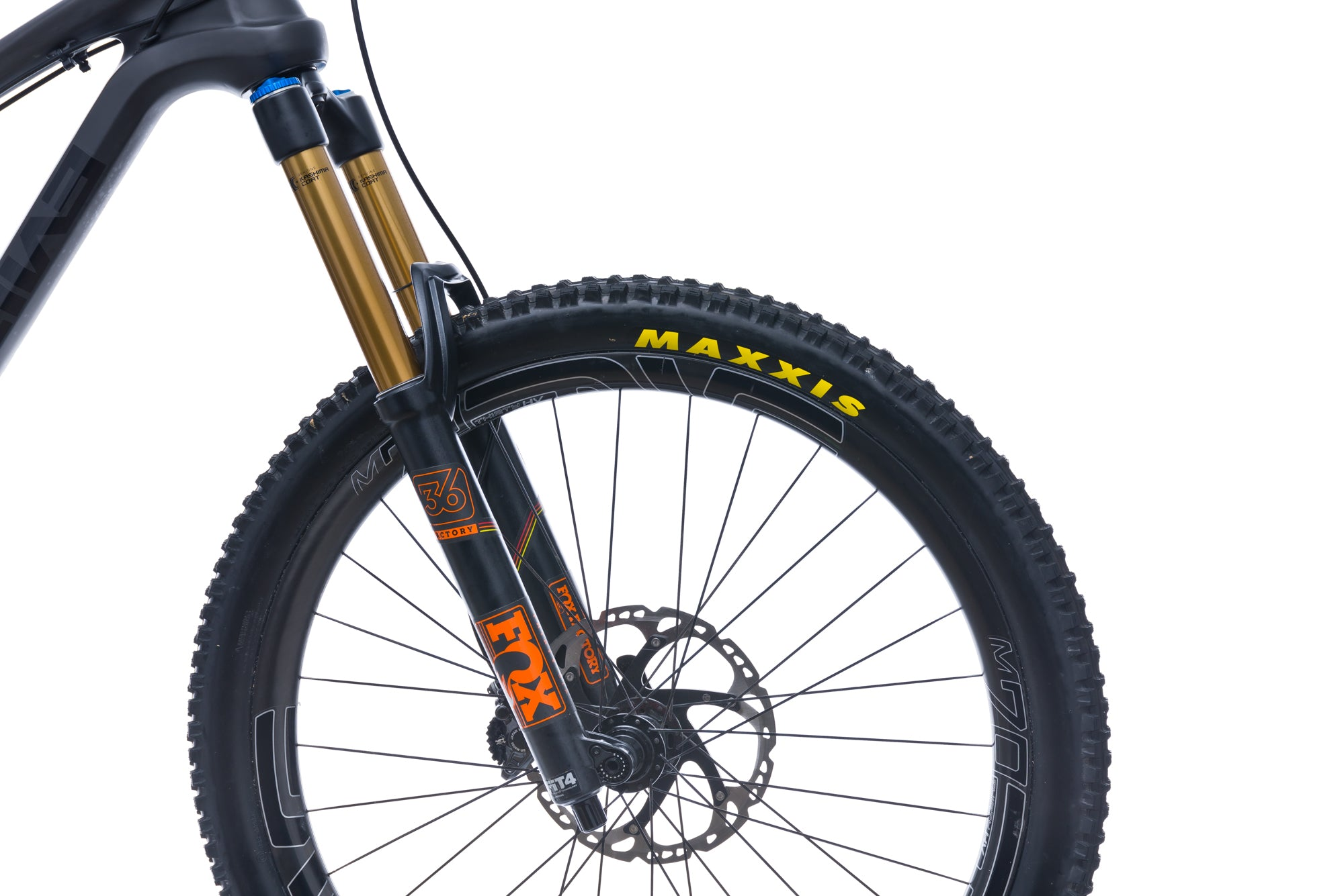 Evil The Insurgent X-Large Bike - 2017 front wheel
