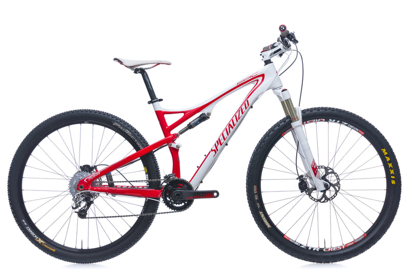 Specialized Epic Expert FSR Large Bike - 2011 drive side