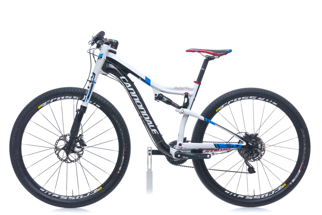 f89dadc54e5 Cannondale Scalpel Carbon 2 Medium Bike - 2014 – The Pro's Closet