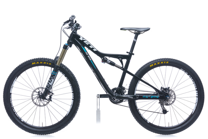Yeti 575 Enduro Small Bike - 2015 non-drive side