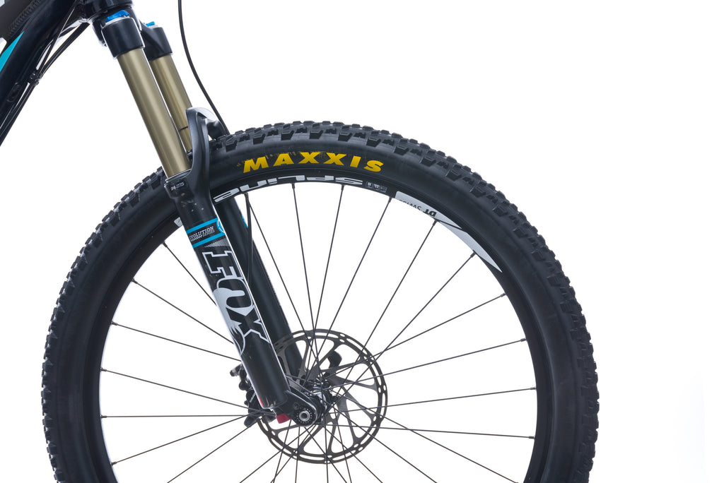 Yeti 575 Enduro Small Bike - 2015 front wheel