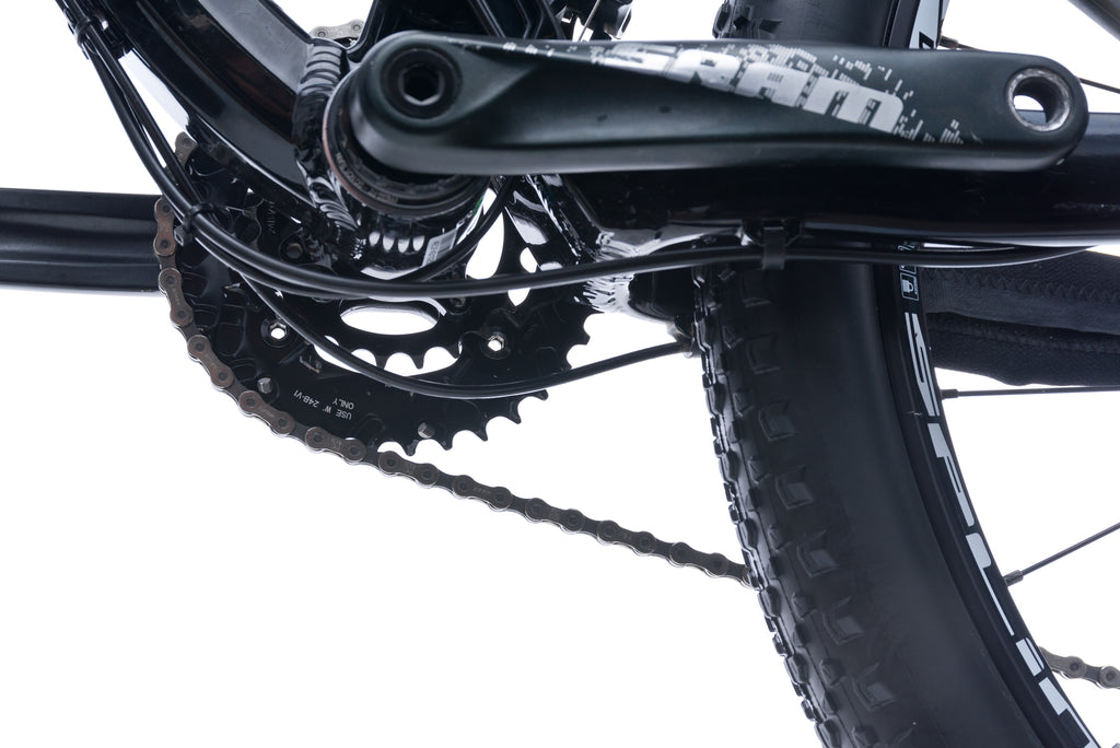 Yeti 575 Enduro Small Bike - 2015 crank