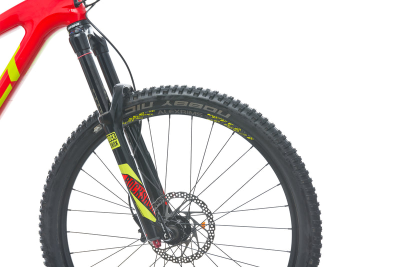 Felt Decree 3 18in Medium Bike - 2016 front wheel