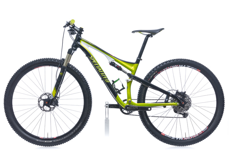 Specialized Epic Comp 29er Medium - 2011 non-drive side